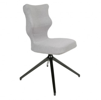 Ergonomiczne krzesło do sal konferencyjnych Perto Black