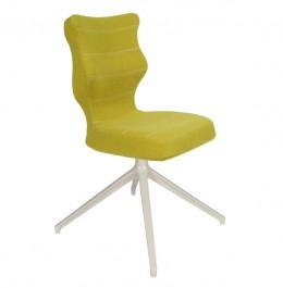 Ergonomiczne krzesło konferencyjne Perto White