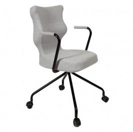 Ergonomiczne krzesło biurowe Slim Black