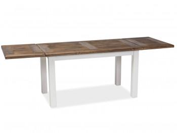 Rozkładany stół jadalniany z drewna sosnowego Poprad II