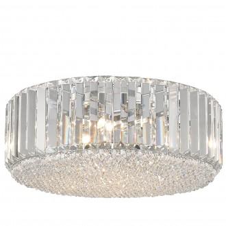 Kryształowy plafon sufitowy w stylu glamour Prince