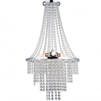 Kryształowy żyrandol w stylu glamour Almeria