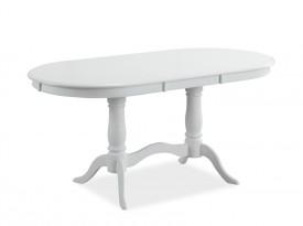 Stół rozkładany na dwóch stylizowanych nogach Savona