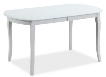 Stół rozkładany z owalnym blatem w stylu retro Alicante 140x80 cm