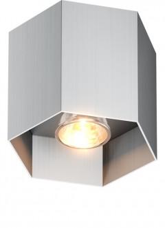 Designerska lampa przysufitowa spot Polygon CL 1 20035
