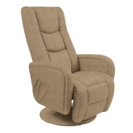 Rozkładany fotel z funkcją masażu Pulsar 2
