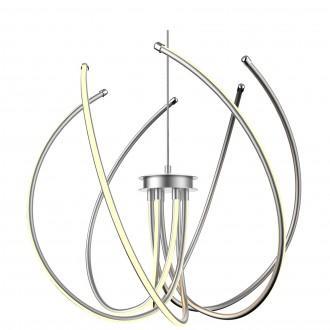 Designerska lampa wisząca z oświetleniem Led Clorin
