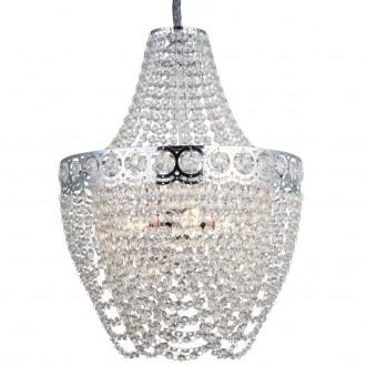 Kryształowy żyrandol w stylu glamour Ceuta
