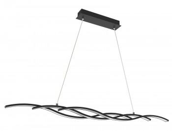 Designerska lampa wisząca z oświetleniem Led Resina