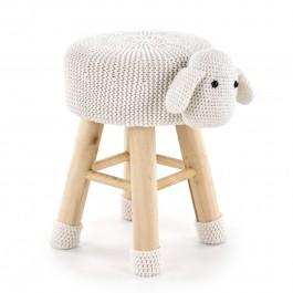 Pufa dziecięca owieczka Dolly 2