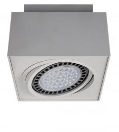 Metalowa lampa przysufitowa spot Boxy CL 1