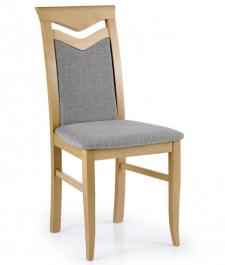 Drewniane krzesło Citrone dąb miodowy