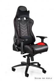 Kubełkowy fotel dla graczy z regulowaną poduszką Dynamiq V3