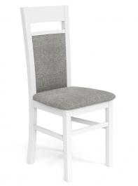 Klasyczne drewniane krzesło Gerard 2 biały