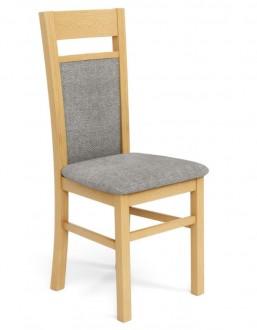 Klasyczne drewniane krzesło Gerard 2 dąb miodowy