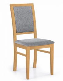 Klasyczne krzesło drewniane Sylwek 1 dąb miodowy