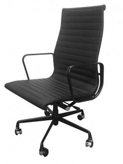 Fotel biurowy z wysokim oparciem ze skóry Aeron Prestige Plus