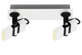 Podwójna lampa przysufitowa z reflektorkami Costa 2