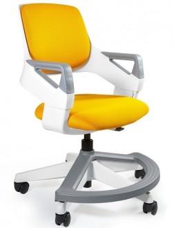 Regulowane krzesło dla dziecka na kółkach Rookee Honey