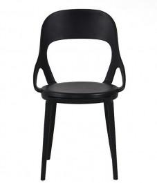 Designerskie krzesło kawiarniane bez podłokietników Form