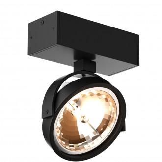 Metalowy reflektorek sufitowy GO SL 1 pojedynczy