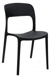 Krzesło kawiarniane bez podłokietników Zing
