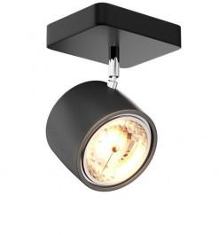 Pojedynczy reflektorek sufitowy z metalu Lomo SL 1