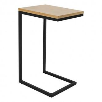 Industrialny stolik pomocniczy na płozach Dante