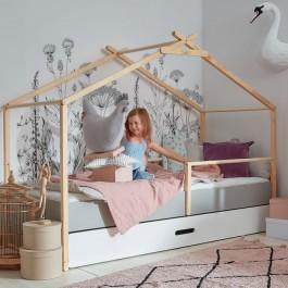 Łóżko dziecięce z szufladą TeePee 90x200