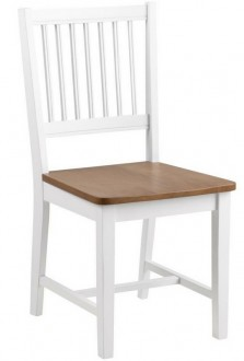 Drewniane krzesło w stylu klasycznym Brisbane