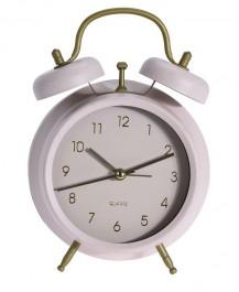 Zegarek sypialniany budzik Pastel w stylu retro