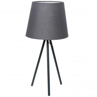 Lampka stołowa na trzech metalowych nogach Broly