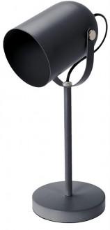 Wysoka lampka biurkowa z regulowanym kloszem Taylor