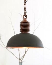 Wisząca lampa w stylu industrialnym Amely
