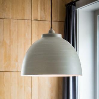 Cementowa lampa w stylu loft Kylie M