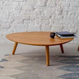 Stolik kawowy w stylu skandynawskim Contrast Pick