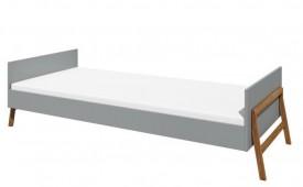 Łóżko dziecięce 90x200 Lotta Grey