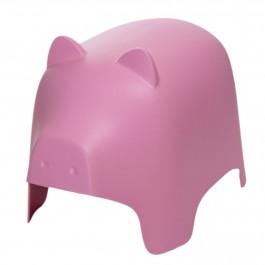 Siedzisko do pokoju dziecięcego z tworzywa Piggy