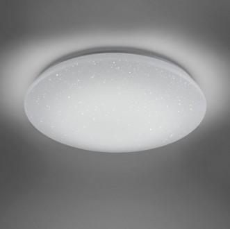 Błyszcząca lampa sufitowa plafon Charly 50