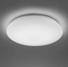 Biała lampa sufitowa plafon Charly 50