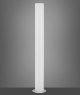 Wysoka lampa stojąca w kształcie słupka Pantilon