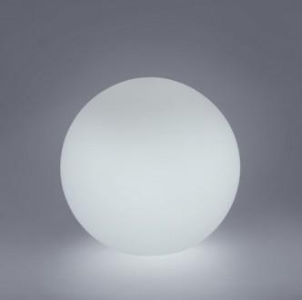 Lampka dekoracyjna kula ze szkła Damian