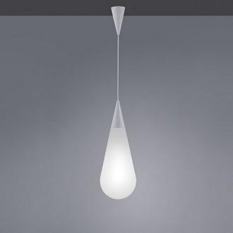 Dekoracyjna lampa wisząca w kształcie łezki Tristan