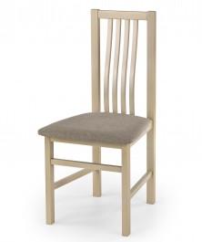 Klasyczne drewniane krzesło Paweł dąb sonoma