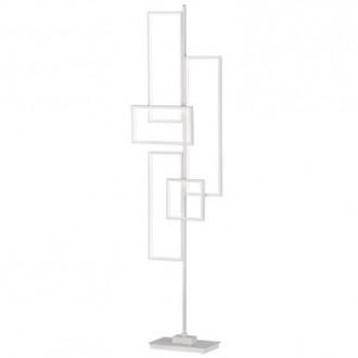 Dekoracyjna lampa stojąca w geometrycznych kształtach Tucson