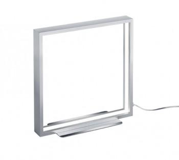 Kwadratowa lampka stołowa LED Azur