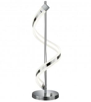 Ozdobna lampa stołowa w stylu glamour Sydney