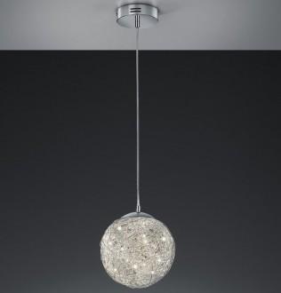 Kulista lampa wisząca LED Thunder 30
