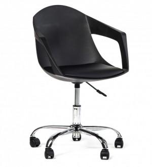 Regulowane krzesło biurowe z poduszką na siedzisku Lizbona