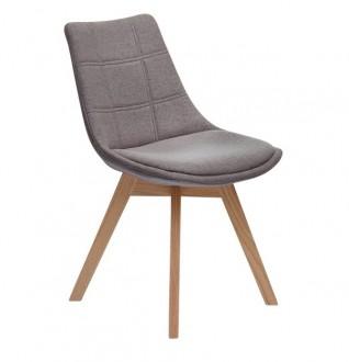Skandynawskie krzesło bez podłokietników Arosa